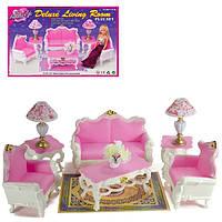 Набор мебели Gloria, гостиная для куклы мебель для куклы, кукольная мебель