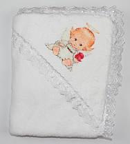 Полотенце для крещения с уголком, Крыжма. Размер 0,70*0,95 м, Борисполь