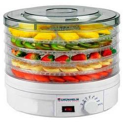 Электросушилки для овощей и фруктов
