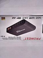 Приставка DVB-Т2  P-301  с цифровым табло