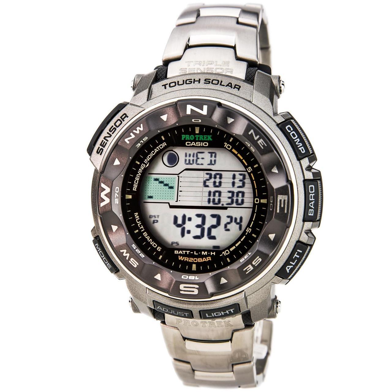 Часы Casio Pro-Trek PRW-2500T-7