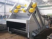 Грохоты металлургические агломерационные и коксовые