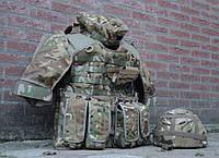 Чехол бронежилета-разгрузки Osprey Mk 4A Body Armour оригинал ВС Великобритании - MTP, фото 1