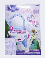 Туалетный столик музыкальный Холодное Сердце Frozen  901-349 музыкальные и световые эффекты в коробке 52*37*12