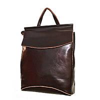 Рюкзак-сумка из натуральной кожи масло GS504