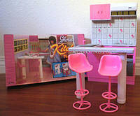 Набор мебели Gloria, набор кухня,мебель для куклы, кукольная мебель