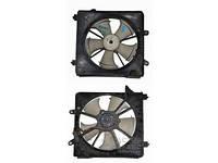 Вентилятор осн радиатора для Honda Accord CL,CM 2003-2008 19015RBA004, 19030RBA004 + 19020RBA004