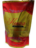 Хна рыжая RED with saffron Hemani 150 гр
