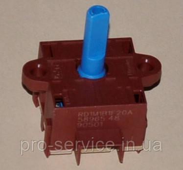 Переключатель программ 651014093 для стиральных машин Ardo