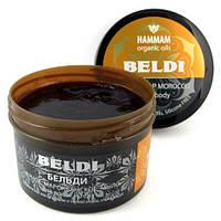Натуральное черное мыло Бельди  из Марокко