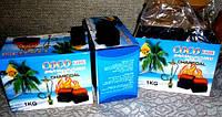Кокосовый уголь Cocofire, 1 кг