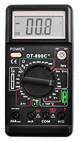 Тестер 890 C+ DT LO