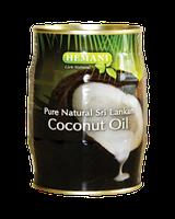 100% Натуральное масло кокоса Hemani 400 мл