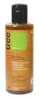 Органический шампунь для волос с Лакричником, Шикакай и питательным Кокосовым маслом TM «Soultree» 200 мл