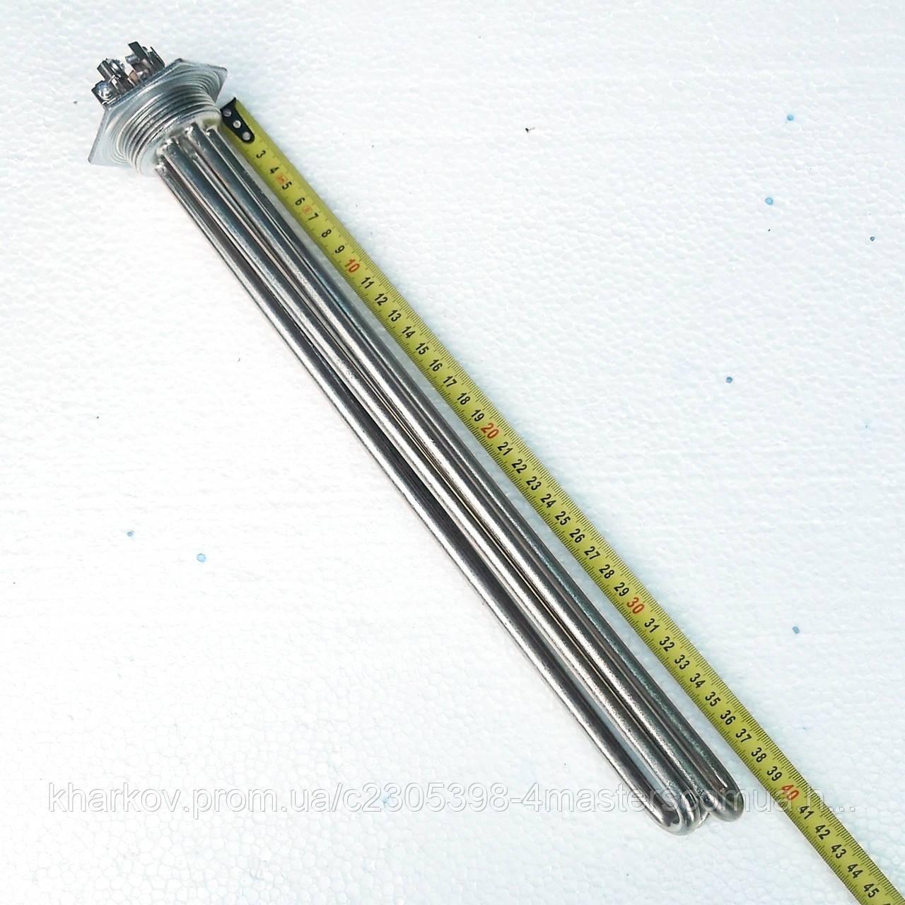 "ТЭН блок 6000 Вт 1,5"" (47,2мм) для электрокотлов"