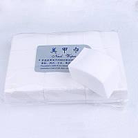 Салфетки безворсовые, белые