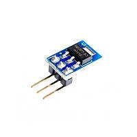 Міні понижуючий лінійний стабілізатор LDO 3.3В, 800мА, AMS1117-3.3, фото 1