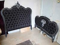 Антикварная кровать в стиле рококо. Цена указана за сам каркас.