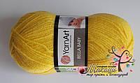 Пряжа Бэлла бэби  Bella Baby Yarnart, 660, желтый