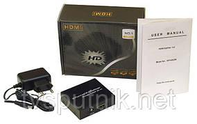 Разветвитель HDMI Splitter 1x2 SP14002M