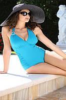 Слитный купальник Amarea 342 50 Голубой Amarea 342