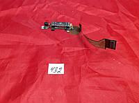 Шлейф разъёма зарядки для iPhone 4 CDMA  (rmi 432)