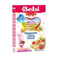 Каша для полдника «Печенье с малиной и вишней», 200 г. 1002516 ТМ: Bebi