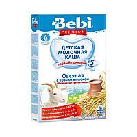 """Детская  каша """"Овсяная с козьим молоком"""", 200 г 1004009 ТМ: Bebi Premium"""