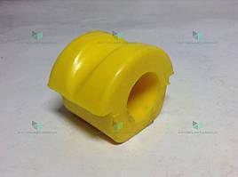 Втулка стабилизатора Газель Бизнес (штанги) переднего полиуретан желт. (пр-во Липецк, Россия)