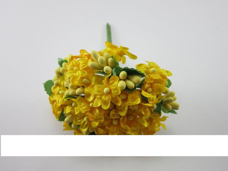 """Мелкоцвет """"Незабудка"""" (желтый)"""