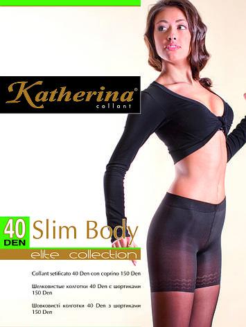 Колготки женские / жіночі Slim Body 40 den (3228)  TM KATHERINA, фото 2