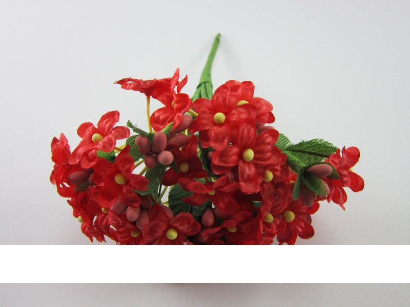 "Мелкоцвет ""Незабудка"" (красный)"