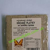 Хлебцы с киноа (без глютена), 75 г