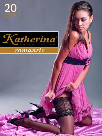 Чулки женские / жіночі Calze 20 den Elegante Bordo (3234) TM KATHERINA, фото 2