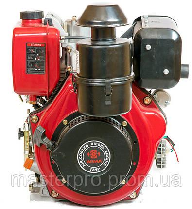 Двигатель дизельный Weima WM188FB (Цилиндр съемный), фото 2