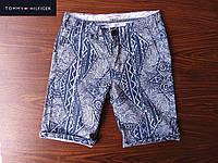 Красивые фирменные мужские шорты Tommy Hilfiger (W 29)