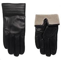 Перчатки мужские кожаные на байке, размеры батал (Китай) купить оптом в Одессе на 7 км