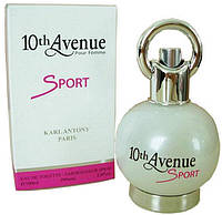 Женская туалетная вода 10th Avenue Sport Pour Femme туалетная вода 100ml