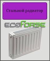 Стальной радиатор EcoForse 500х400 22 тип