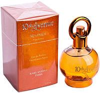 Женская парфюмированная вода 10th Avenue Summer Pour Femme парфюмированная вода 100ml