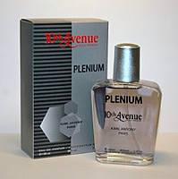Мужская туалетная вода 10 Av.Plenium M100 ml