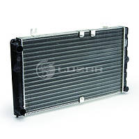 Радиатор Калина 1117,1118, 1119 без кондиционера, охлаждения, алюминий Лузар LRc 0118