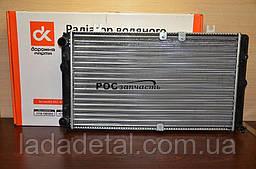 Радиатор Калина 1117,1118, 1119 без кондиционера, охлаждения, алюминий ДК
