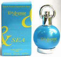 Женская туалетная вода 10th Avenue Sea Pour Femme туалетная вода 100ml
