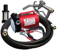 KIT BATTERIA 12,24-40 - комплект для перекачки дизельного топлива, 12 или 24 В, 40 л/мин