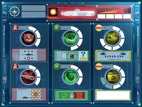 Настольная игра Captain Sonar (Капитан Сонар), фото 3