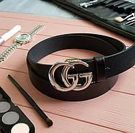 Модный кожаный ремень Gucci