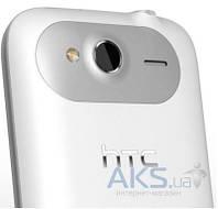 Задняя часть корпуса (крышка аккумулятора) HTC Wildfire S A510e Original White