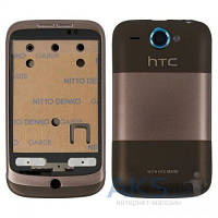 Корпус HTC Wildfire A3333 Coffee