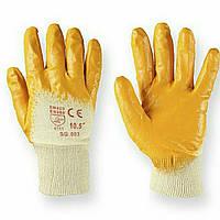 """Перчатка с нитриловым покрытием (размеры 8"""",9"""",10"""")"""